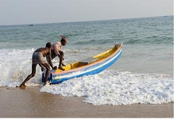 famous sea beaches in South India