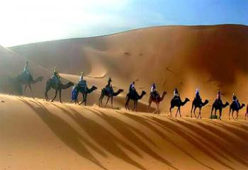 Sam San dunes tour package