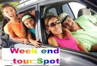 Weekend tour , short tour , weekend destination